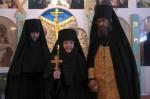 Постриг монахини Людмилы